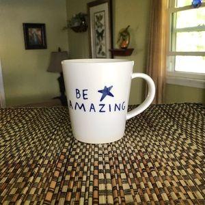 Ellen Degeneres Royal Doulton London coffee mug.